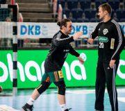 TSV Hannover-Burgdorf'da forma giyen Koray Ayar