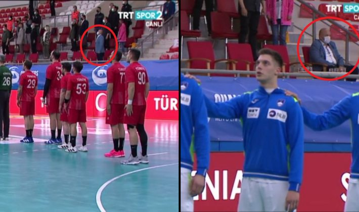 Slovenya maçı tekrar gündemde!