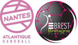 Nantes ile Brest finalde kapışacaklar