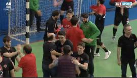 Nilüfer Belediyesi SK – Spor Toto SK: 24-28