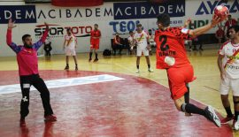 Beşiktaş Aygaz – Göztepe: 37-27