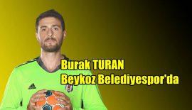 Burak Turan, Beykoz Belediyespor'da