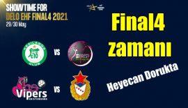Delo EHF Kadınlar Şampiyonlar Ligi'nde Final4 zamanı