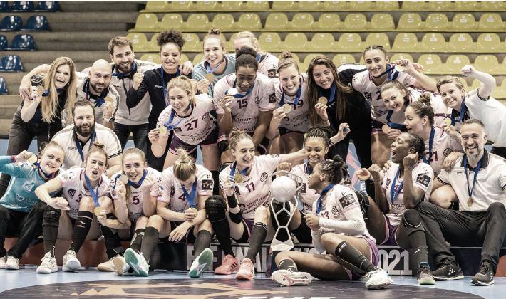 İstatistikler ile EHF Avrupa Ligi Finali