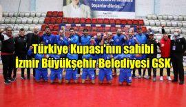 İzmir Büyükşehir Belediyesi GSK – Beşiktaş Aygaz: 30-28
