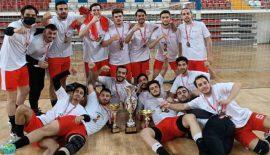 Ümraniye Belediyesi Gençlik ve Spor Kulübü 1.Lig'de…