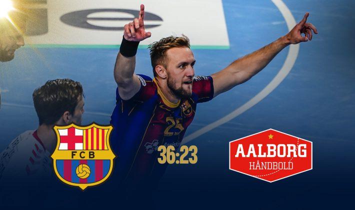Şampiyon Barça…