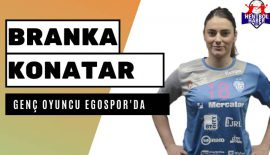 Genç Karadağlı Branka Konatar, Ego Spor'da