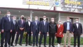 Bakan Kasapoğlu,  Kastamonu Belediyespor'u kutladı