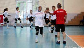 Şanlıurfa'dan THF Spor Salonu'na…