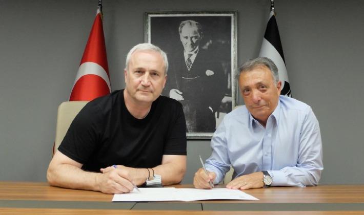 Beşiktaş Aygaz'ın yeni antrenörü Korer Koral, Yüz Yüze Hentbol'da