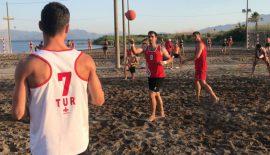 2021 Avrupa Plaj Hentbol Şampiyonaları başlıyor