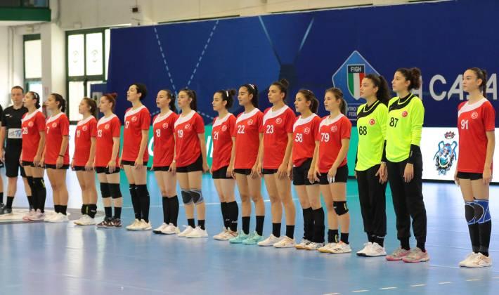 Türkiye – İsrail: 34-29