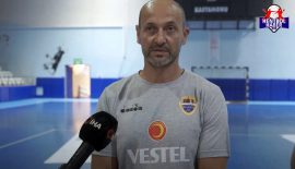 """Costica Buceschi: """"Everybody knows, Champions League is the top of Handball"""""""