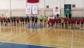 İzmir Büyükşehir Belediyespor, Anadolu Üniversitesini mağlup etti
