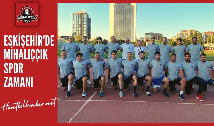Eskişehir'de Mihalıççık Spor Zamanı