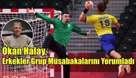 Okan Halay, Erkekler Grup müsabakalarını yorumladı