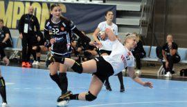 Kastamonu Belediyesi GSK – Odense Handbold: 25-31