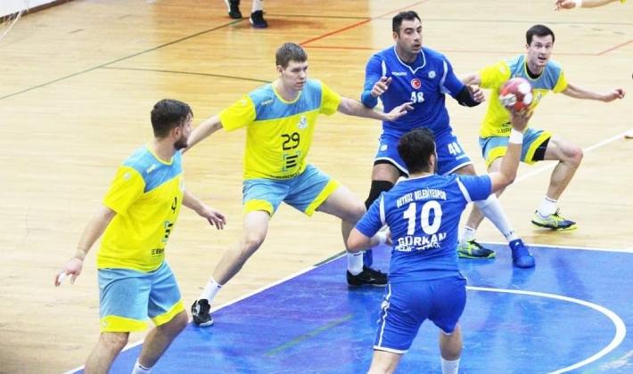Beykoz Belediyespor – SKIF Krasnodar maçının istatistikleri