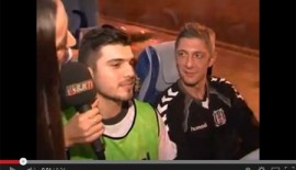 Beşiktaş'lı Oğuzhan'ın , Uğur'a Sevgisi