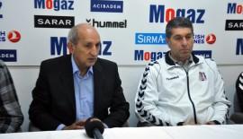Beşiktaş-Gençlerbirliği Maçı Sonrası Açıklamalar