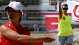 Sema-Sibel Hakem İkilisi Avrupa Şampiyonasında
