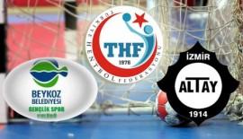 Beykoz Belediyespor ve Altay'ın Birinci Lig Aşkı