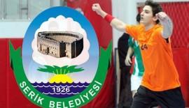 Serik Belediyespor'dan Birinci Lig Hamlesi
