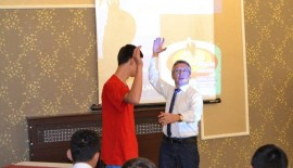 U17 Milli Takımımıza İletişim Semineri Verildi