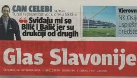 """Hırvatistan Gazetelerinin Manşetinde Bir """"TÜRK"""""""