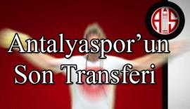 Antalyaspor'dan Transfer Hamlesi