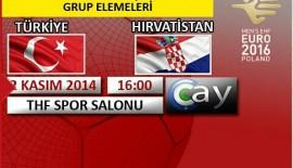 A Millilerin Konuğu Hırvatistan