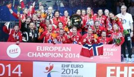 Norveç Avrupa Şampiyonu