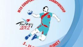 Heyecan Fırtınası, U20 Avrupa Şampiyonasında Türkiye'de