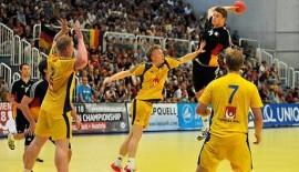 Almanya, U18 Yaş Erkekler Avrupa Şampiyonu