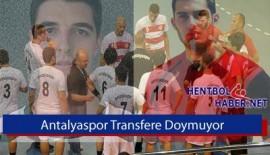 Antalyaspor Transfere Nokta Koymadı