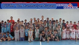 Nilüfer'de Cumhuriyet Kupası