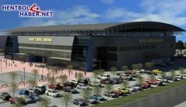 20 Milyon Euro'luk Hentbol Salonu