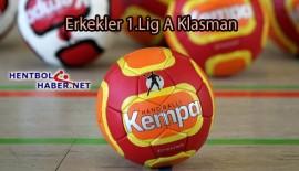 1.Lig A Klasmanda 26-27 Ocak Sonuçları