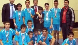 Gölbaşı Mimar Sinan Ortaokulu Adıyaman'da Rakipsiz