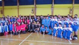 Bursa Okullararası Yıldız Maçları Birincileri