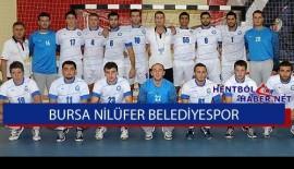 """Nilüfer Belediyespor Hedef :""""İddaalı Ekip Kurmak"""""""