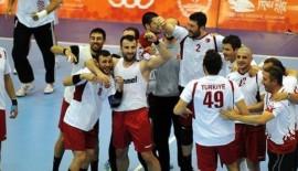 Akdeniz Oyunlarında Bronz Madalya