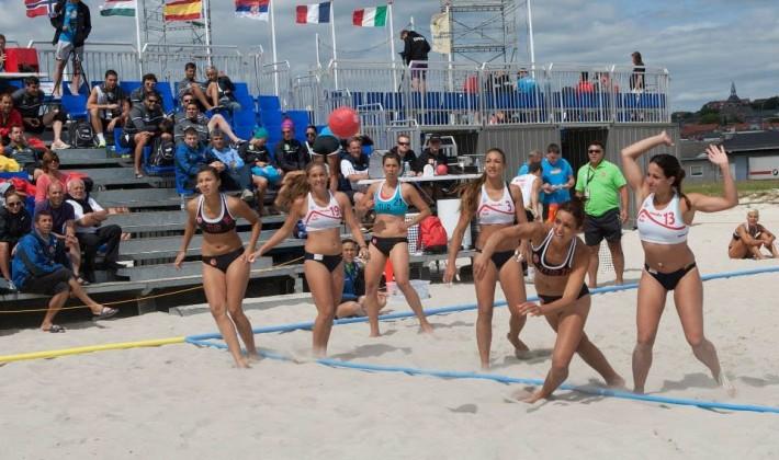 Esentepe Belediyesi Plaj Hentbol Turnuvası başlıyor